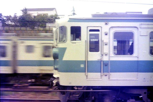 153系ブルーライナーS51朝霧」山電車中から.JPG
