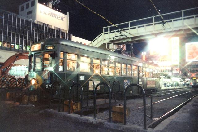 広電571広島駅夜景.JPG